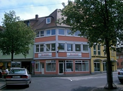 Stadtbüro: Bad Mergentheim